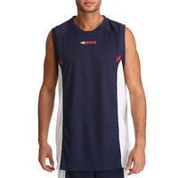 Evo Men's Basketball Jersey Blue White