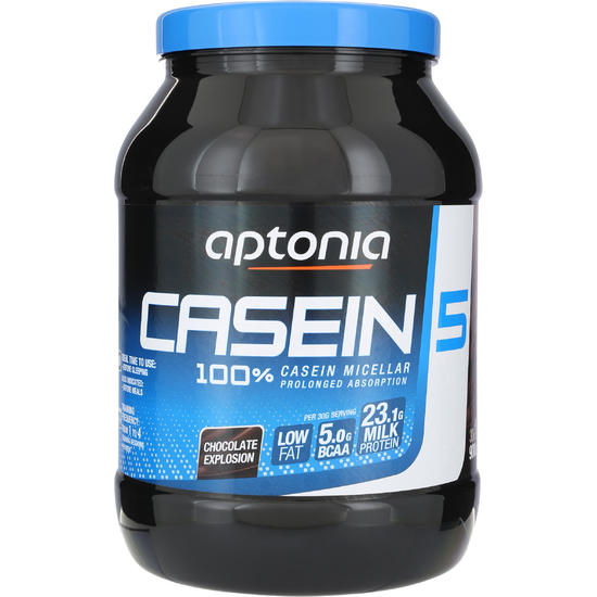 Eiwitten Caseïne 5 vanille 900 g - 42722