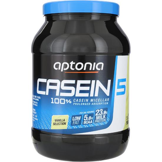 Eiwitten Caseïne 5 vanille 900 g - 42734