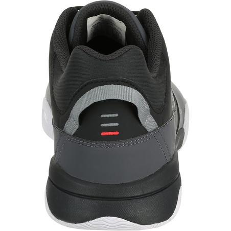 ARIN500 Men's Deck Shoes - Dark Grey