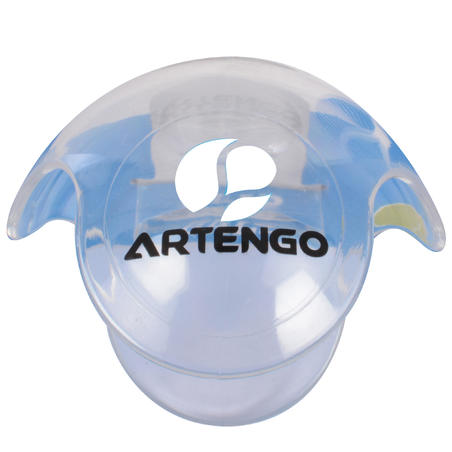 CLIPBALL DE TENNIS TRANSPARENT