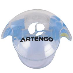Balclip voor tennis Artengo transparant