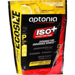 Iso-Getränkepulver Iso+ Zitrone 2 kg