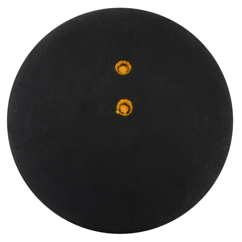 SB 960 Double Yellow Dot Squash Ball Twin-Pack
