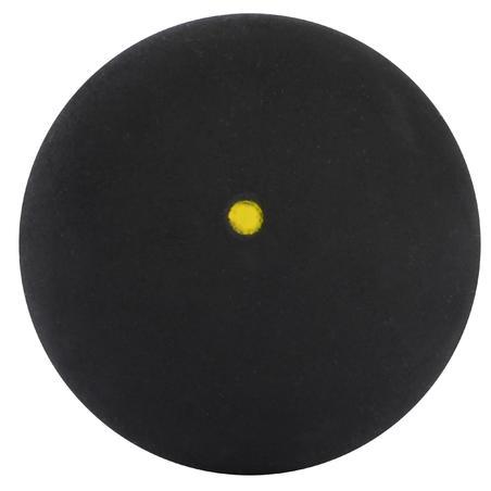 BALLE DE SQUASH SB 930 x 2 Point jaune