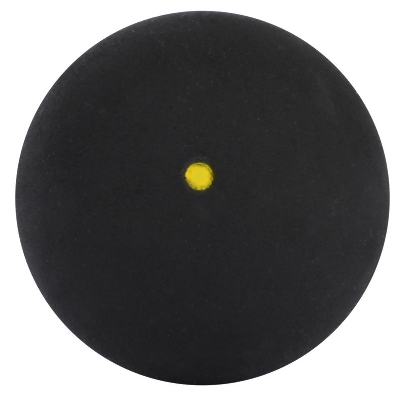 ลูกสควอชรุ่น SB 930 แพ็คคู่ (ลายจุดสีเหลือง)