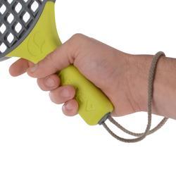 Speedball turnball racket Perf grijs / geel