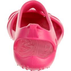 兒童款涼鞋S 100-粉紅色