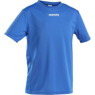 F100 Junior Football Shirt - Blue