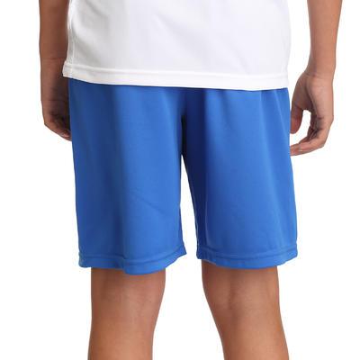 מכנסי כדורגל קצרים לילדים F100 - כחול