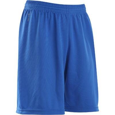 F100 Kids' Football Shorts - Blue