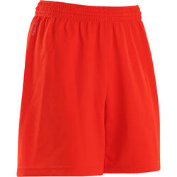 F100 Kids' Football Shorts - Red