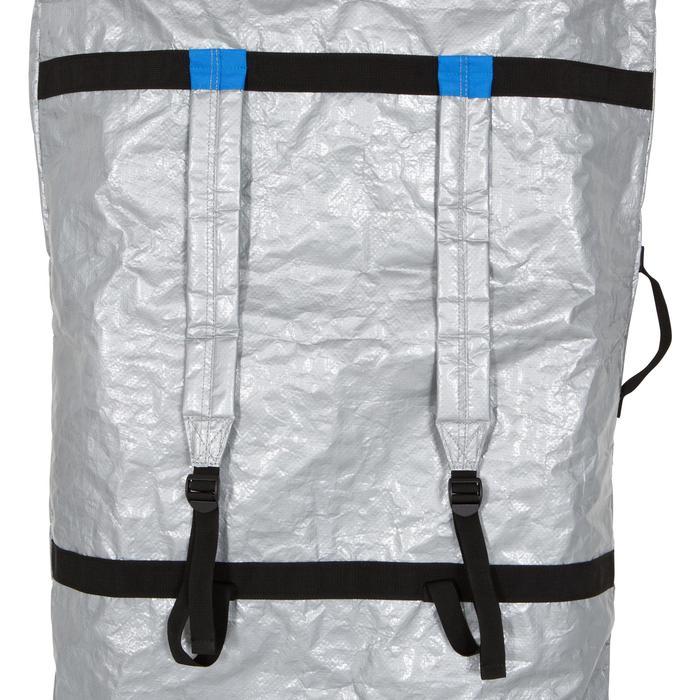 Bodyboard-Boardbag einfach / doppelt