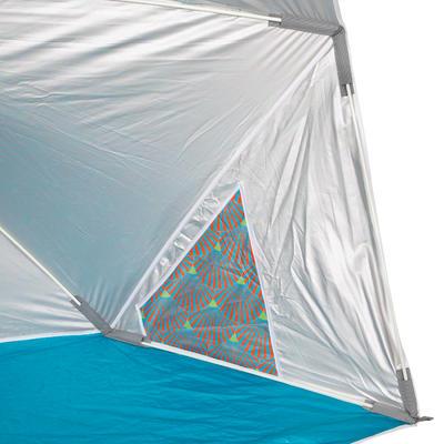 מחסה לים איוויקו 180 - אפור/כחול