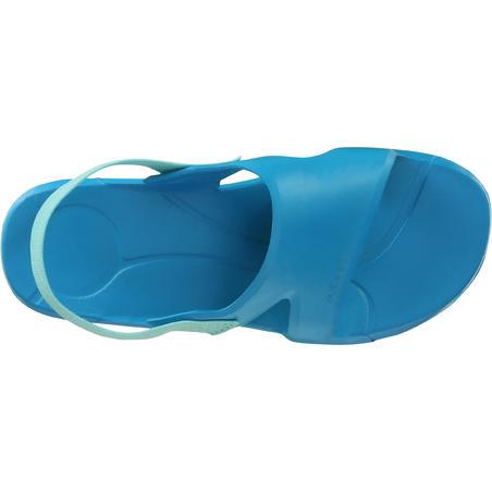 BOY'S POOL SANDALS BLUE