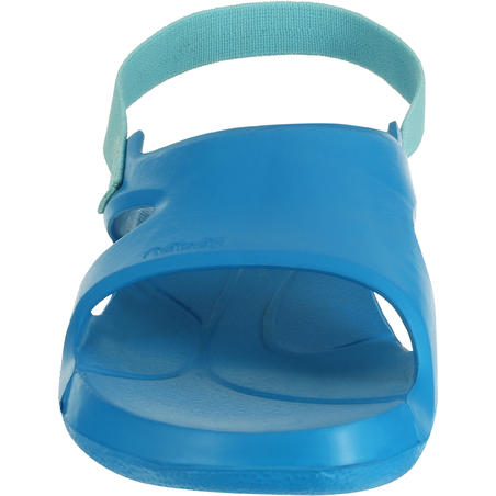 BOY'S POOL SANDALS BLUE