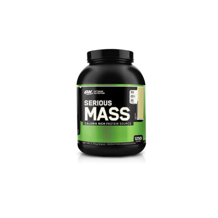Serious Mass vanille 2,7 Kg - 429675