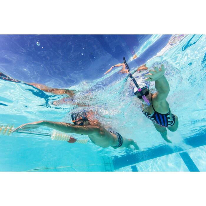 Frontale snorkel Nabaiji donkerblauw