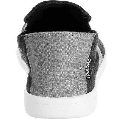 נעלי גברים AREETA - אפור כהה