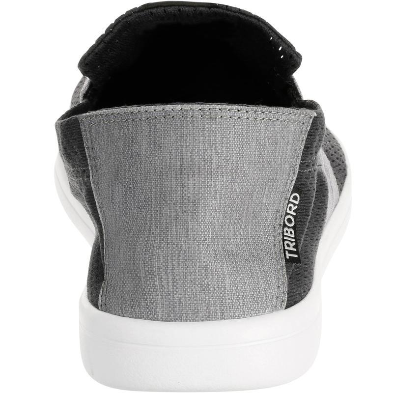 Zapatillas Hombre AREETA H gris oscuro