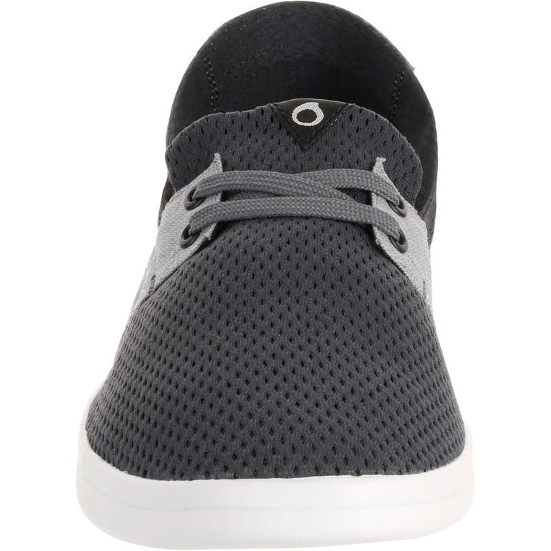 chaussure de plage homme areeta m noir gris decathlon. Black Bedroom Furniture Sets. Home Design Ideas