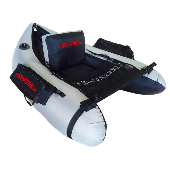 FLOAT TUBE PECHE AUX LEURRES ALPHA TROOPER