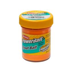 Forellenteig Powerbait orange