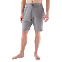 Polyester short Yoga+ voor heren - 431179