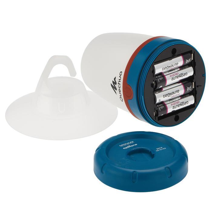 LAMPE CAMPING / CAMP DU RANDONNEUR BL 100 LUMENS BLEUE