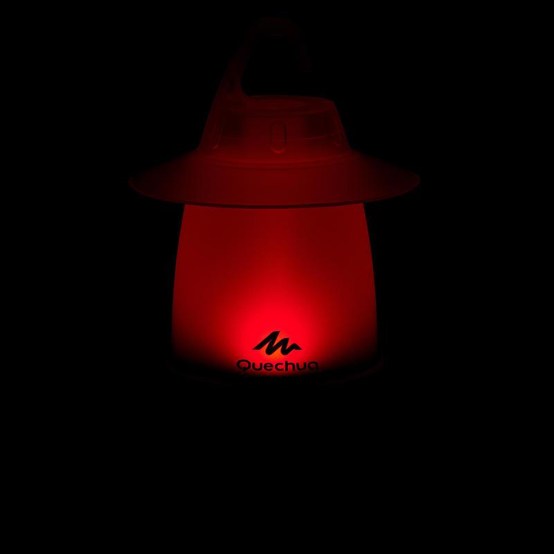 LAMPE CAMPING / CAMP DU RANDONNEUR BL 100 LUMENS VERTE