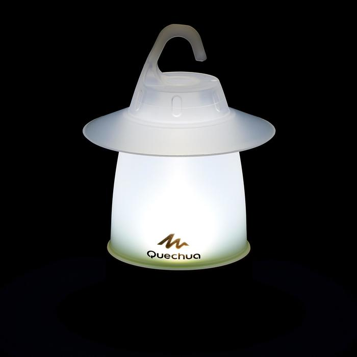 Kampeerlamp BL 100 lumen groen