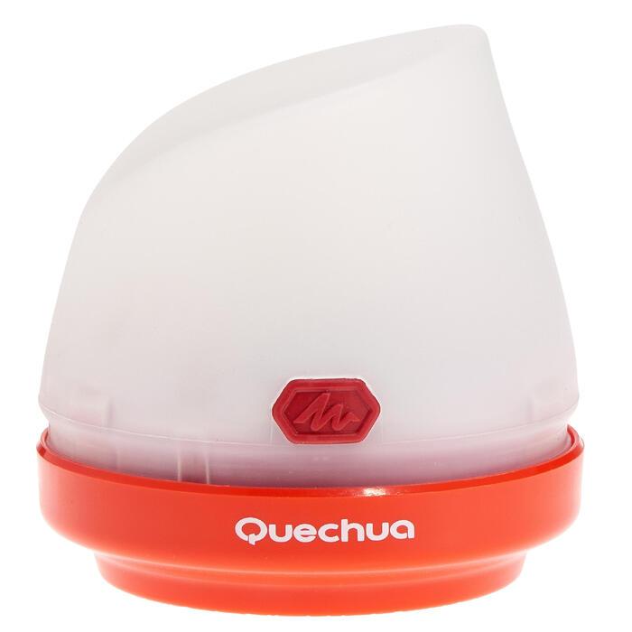 Kampeerlamp BL 40 lumen rood
