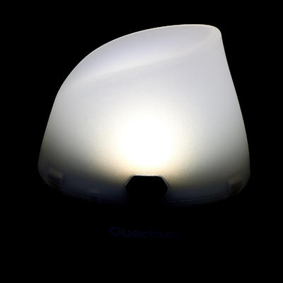 Lámpara excursionismo lámpara bl40 azul