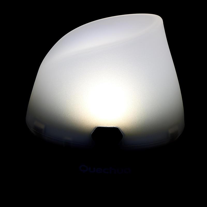 LAMPE CAMPING / CAMP DU RANDONNEUR BL 40 LUMENS ROSE