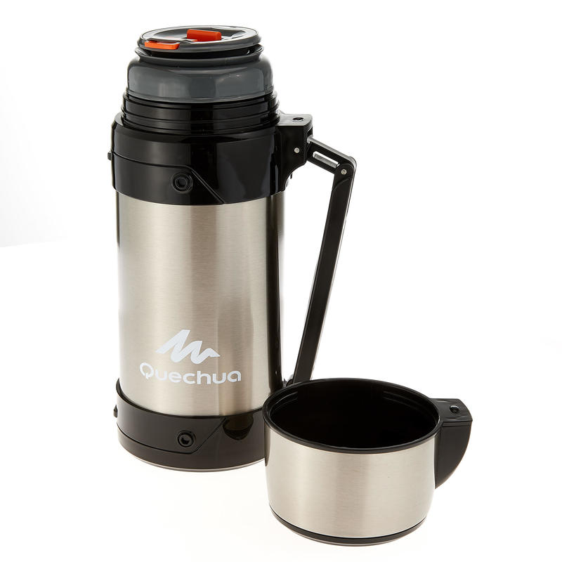 Mountain Hiking insulated stainless steel bottle 1.5L
