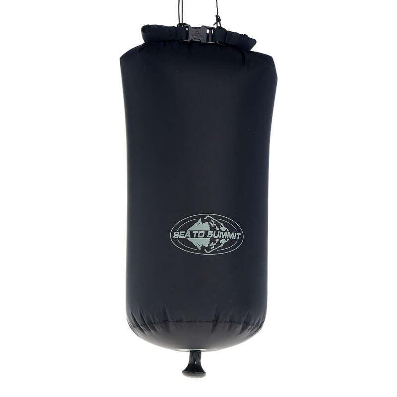 kemping lámpa és higiénia Kemping - Tábori zuhany, 10 liter SEA TO SUMMIT - Kempingbútor, felszerelés