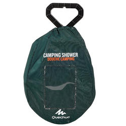 Zonnedouche voor kamperen / trekking onder druk 8 liter - 431395