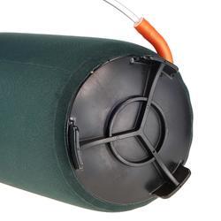 Solardusche mit Pumpsystem zum Campen 8 l
