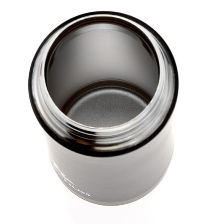 مج حراري مصنوع من الاستانلس استيل أسود 35، لتر