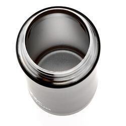 Isothermal Stainless Steel Hiking Mug 0.35 L - Black