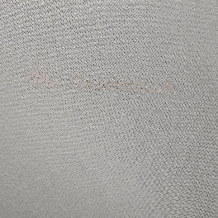Wandershirt MH100 Herren grau