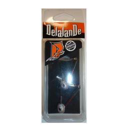 Loodkoppen Delalande Pro Flex 10 g x2 - 431953
