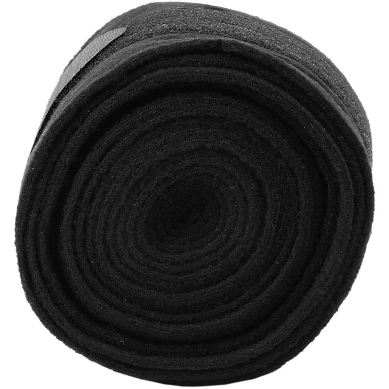 Horse Riding Polo Bandages For Horse Or Pony 3 m - Black