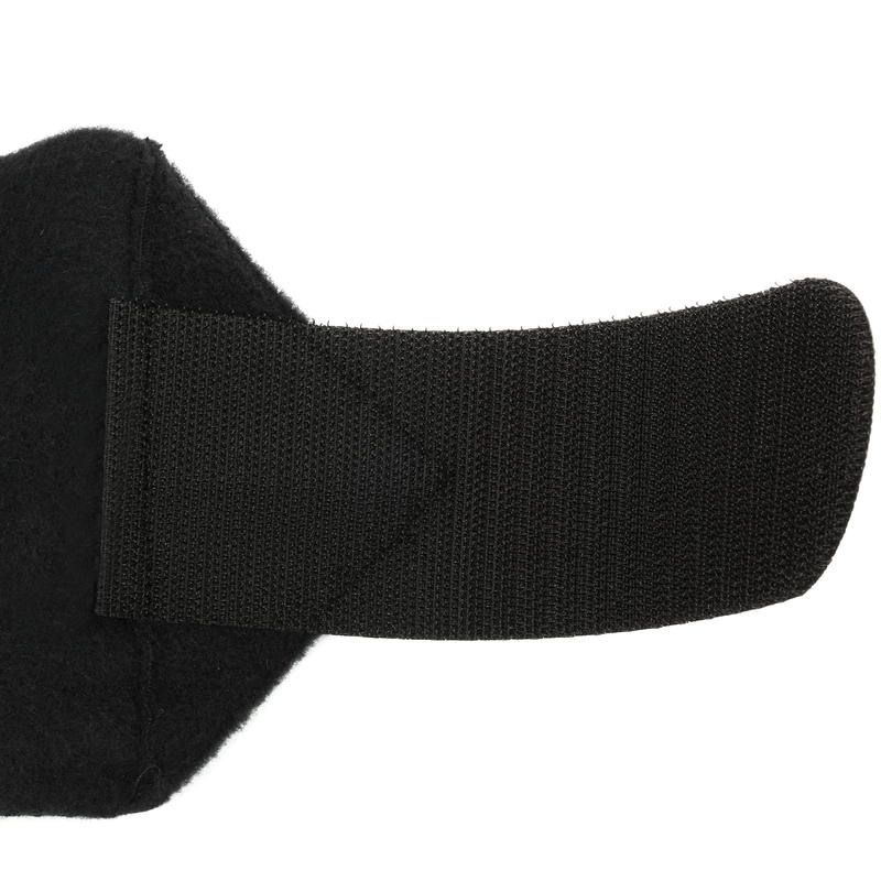 Horse Riding Polo Bandages For Horse/Pony 3 m 4-Pack - Black