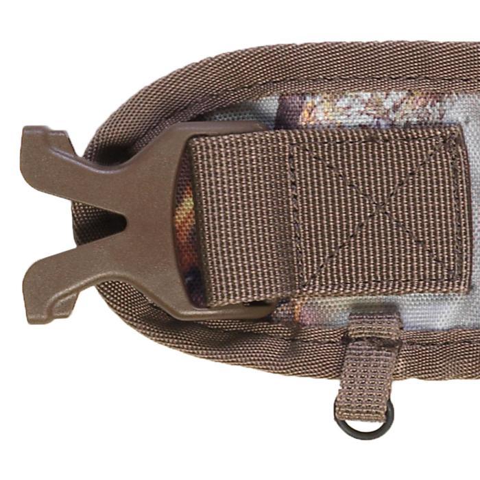 Cartouchière chasse calibre 12 camouflage marron - 43244
