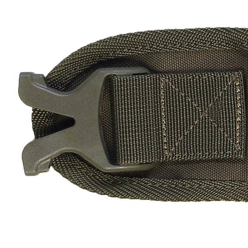 Cartouchière chasse tissu calibre 12
