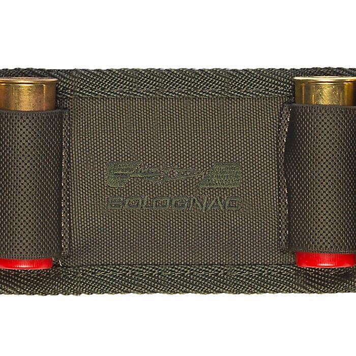 Cartouchière chasse tissu calibre 12 - 43254