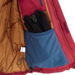 Herenparka voor trekking Rain X-Warm 700 - 43262