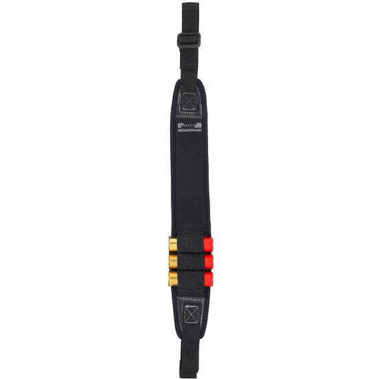 Geweerriem zwart - 43271