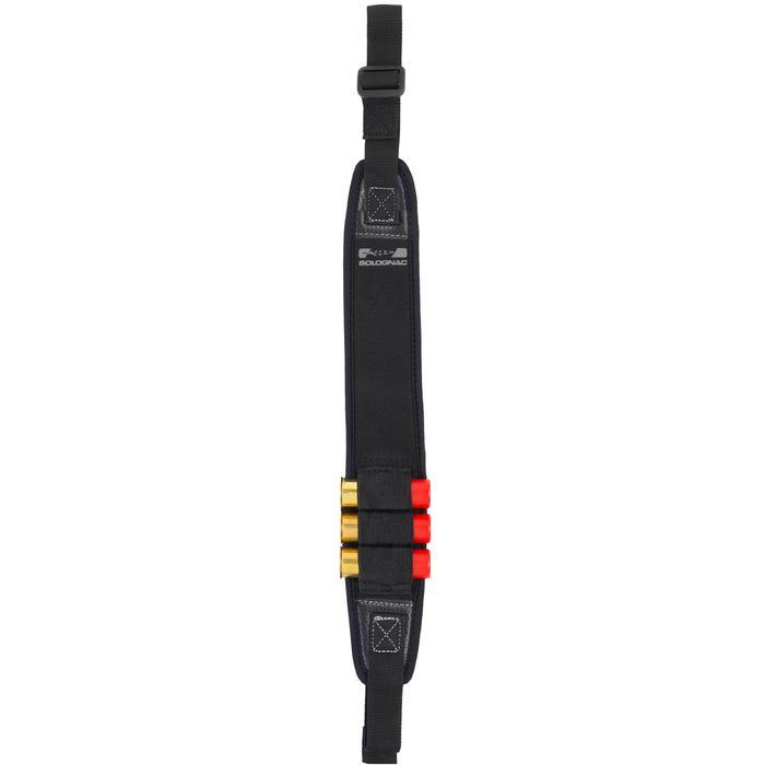 Bretelle fusil noir - 43271